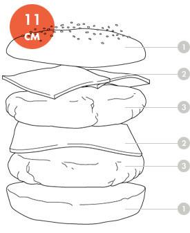 Между булок: Внутренности 20 московских бургеров. Изображение № 112.