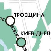 Округлые формы: Киевская кольцевая наземного метро. Зображення № 12.