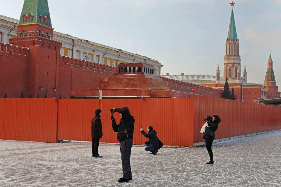 Камера наблюдения: Москва глазами Марии Плотниковой. Изображение №10.