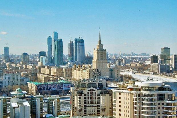 Москва-Сити. Изображение № 6.