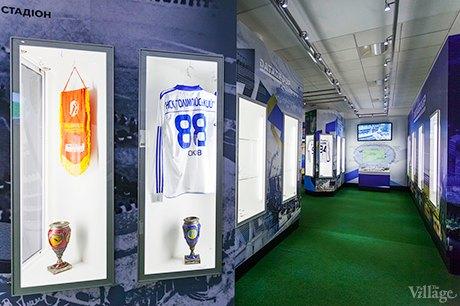 В «Олимпийском» начал работу музей истории стадиона. Зображення № 1.