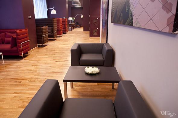 Офис недели (Москва): Клубный офис Cabinet Lounge. Изображение № 8.