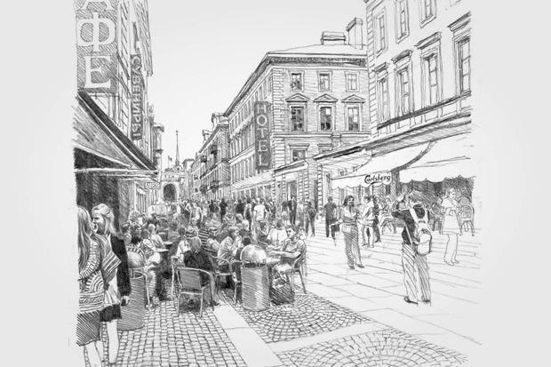 Перестройка: 5 проектов квартала вокруг Конюшенной площади. Изображение № 26.
