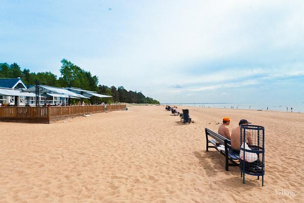 Гид по пляжам в городе и на заливе. Изображение № 2.