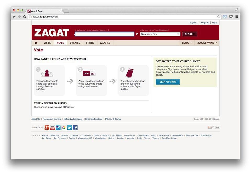 Иностранный опыт: Как Michelin и Zagat выбирают лучшие рестораны. Изображение № 19.