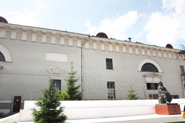 Проект двора в Провиантских складах. Изображение № 34.