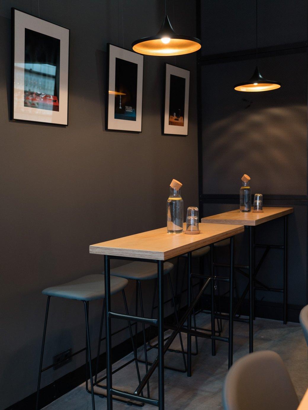 Кафе Table наЛесной улице. Изображение № 6.