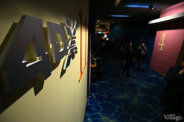 Люди в городе: Первые зрители о 4DX-кинозале. Изображение №1.