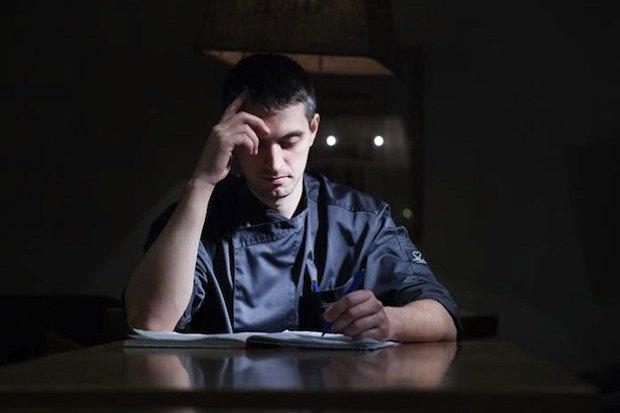 Александр Кубриков, шеф-повар. Фото предоставлено представителями «Как есть». Изображение № 6.