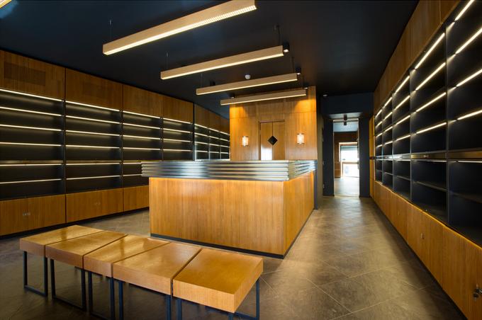 Команда FOTT открыла на Маросейке пространство с магазином, баром и кофейней. Изображение № 1.
