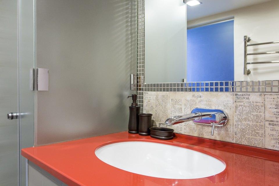 Двухуровневый лофт для семьи изтрёх человек. Изображение № 15.