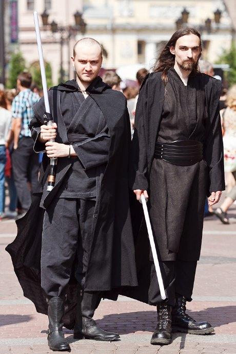 Люди в городе: Участники «Гик-парада» в Петербурге. Изображение №17.
