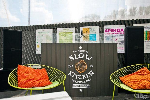 Новое место: Slow Kitchen в«Новой Голландии». Изображение № 9.
