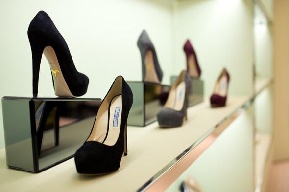 Магазин Prada в «Крокус Сити Молле». Изображение № 16.