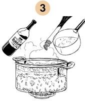 Рецепты шефов: Ризотто с голубем конфит и грибами под вином. Изображение № 8.
