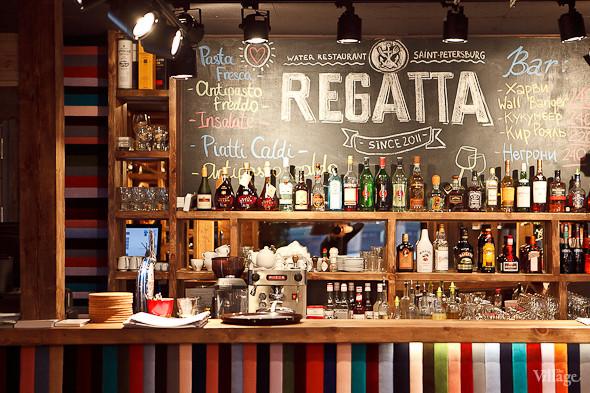 Новое место (Петербург): Ресторан Regatta. Изображение № 19.