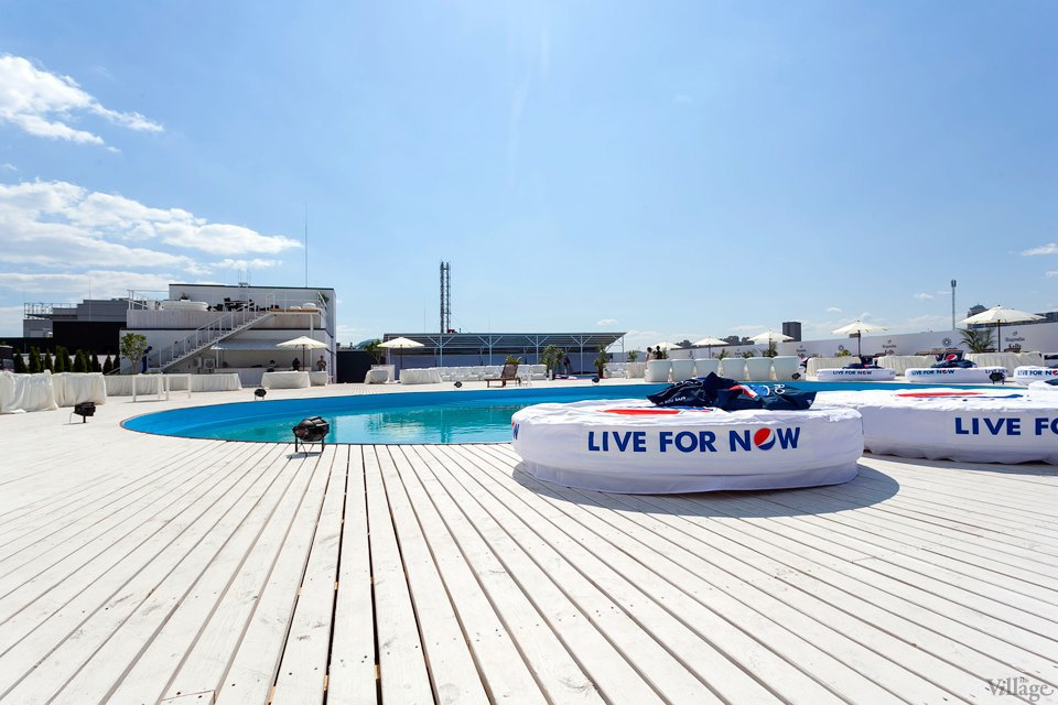 Фоторепортаж: Пляжный клуб на крыше Ocean Plaza . Изображение № 4.