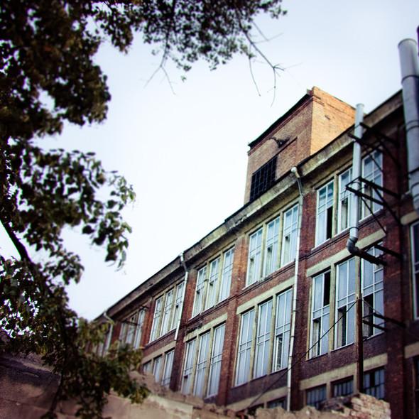 В зоне риска: Корпус фабрики на улице Усачёва. Изображение № 3.