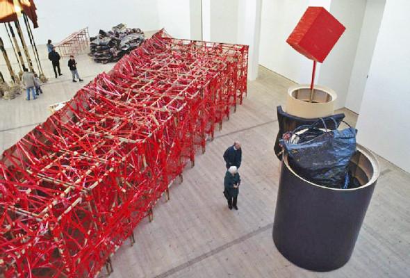 Arsenale 2012: Филлида Барлоу — о биеннале и своих работах. Зображення № 6.