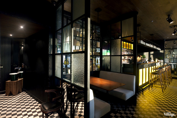 Новое место (Петербург): Ресторан-бар Solnce. Изображение № 19.