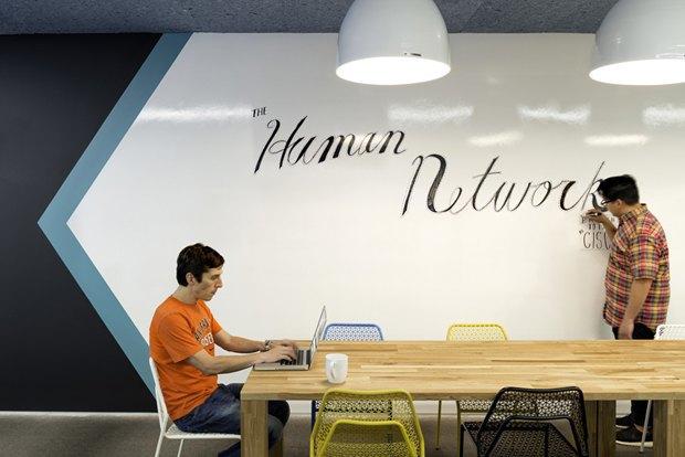 Новые подходы корганизации офисного пространства. Изображение № 2.