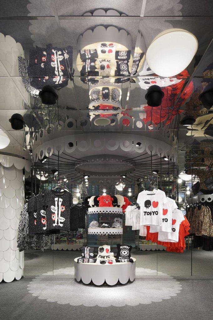 В Москве откроются ещё два магазина Monki. Изображение № 3.