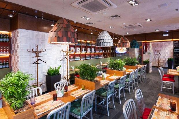 Новое место: Ресторан Italy Bottega. Изображение № 1.