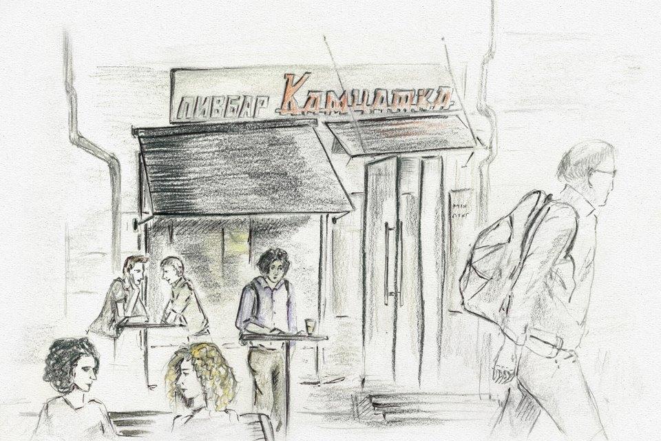 Клуб рисовальщиков: Кузнецкий Мост. Изображение №7.