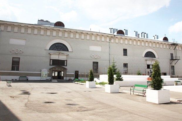 Проект двора в Провиантских складах. Изображение № 35.