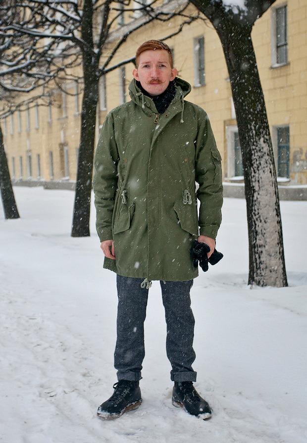 Внешний вид: Сергей Смирнов, диджей. Изображение № 1.