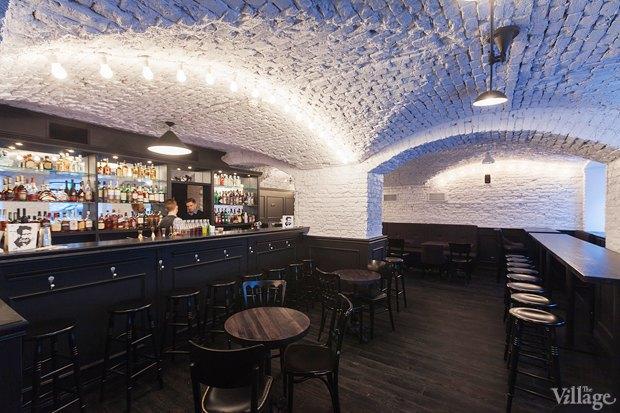 Новое место: Ресторан-бар Belinsky . Изображение № 1.