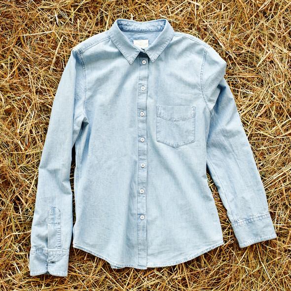 Вещи недели: 15 джинсовых рубашек. Изображение №9.
