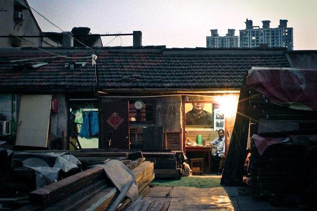 Часть целого: Старый город вШанхае. Изображение № 7.