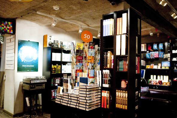 После прочтения съесть: 5 кафе при магазинах. Изображение № 57.