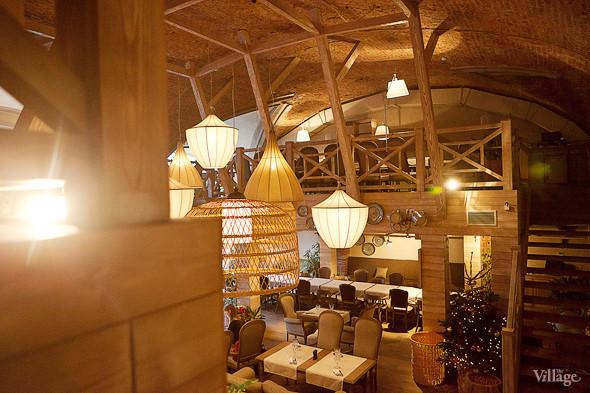 Новое место (Петербург): Ресторан Bazar. Изображение № 19.