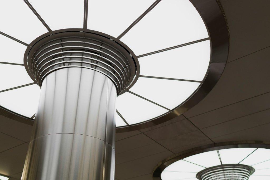 Зонтпэкер изарядка для гаджетов—как устроена станция метро «Котельники». Изображение № 4.