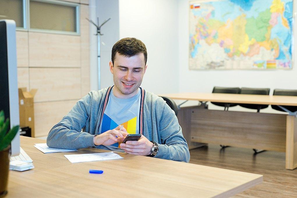 Mili.ru: Деньги до зарплаты пользователям соцсетей. Изображение № 1.