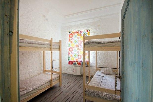 Свежий номер: 8 новых хостелов Петербурга. Изображение № 2.