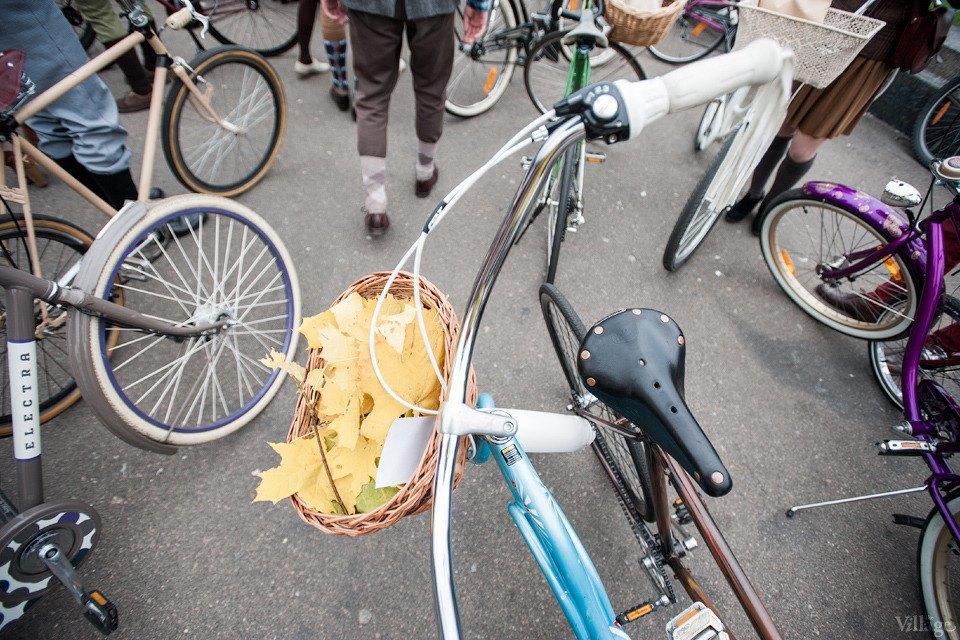 Second Time: В Киеве прошёл второй велокруиз в стиле ретро. Изображение № 12.