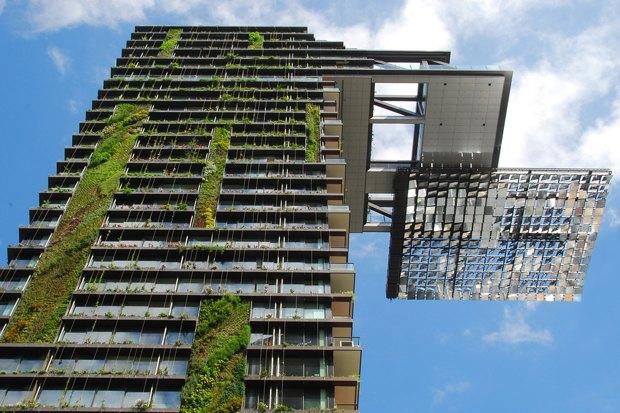 10лучших зданий первой половины 2014года. Изображение №1.