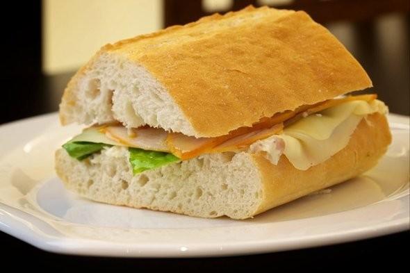 Изображение 3. В «Новинском пассаже» открылась сэндвичная Clumba Sandwich.. Изображение № 3.