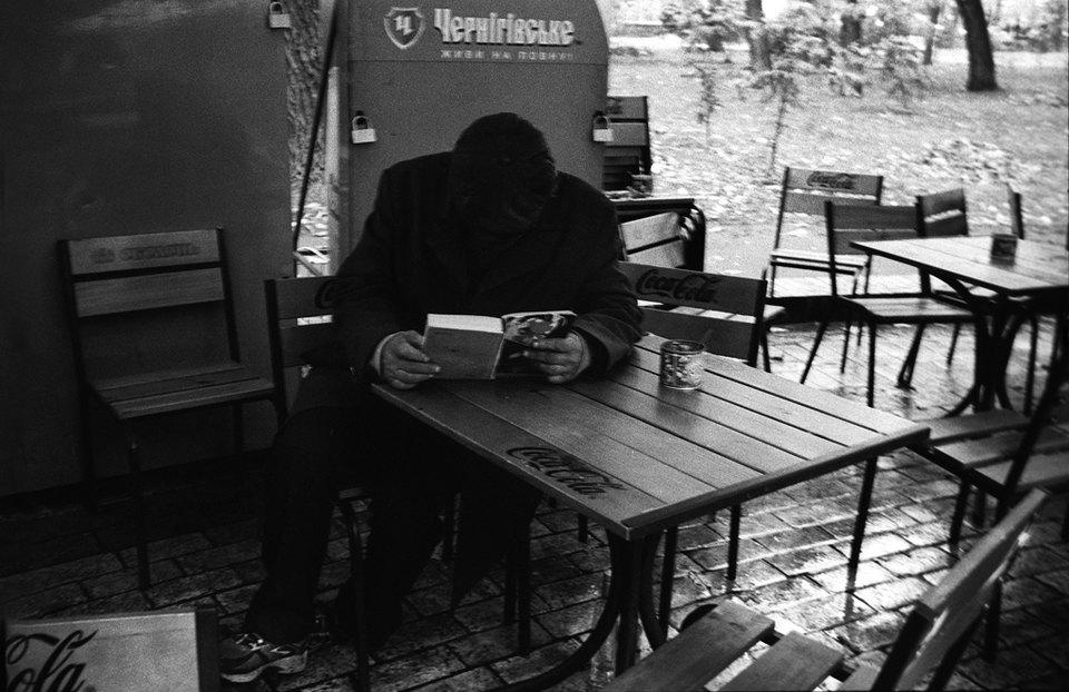 Камера наблюдения: Киев глазами Романа Николаева. Зображення № 5.