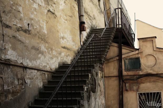 По ту сторону: Прогулка по одесским дворикам. Зображення № 5.