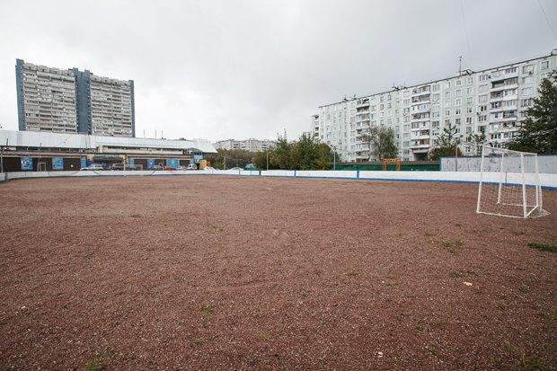 Чего хочет Москва: Четыре районных парка. Изображение № 5.