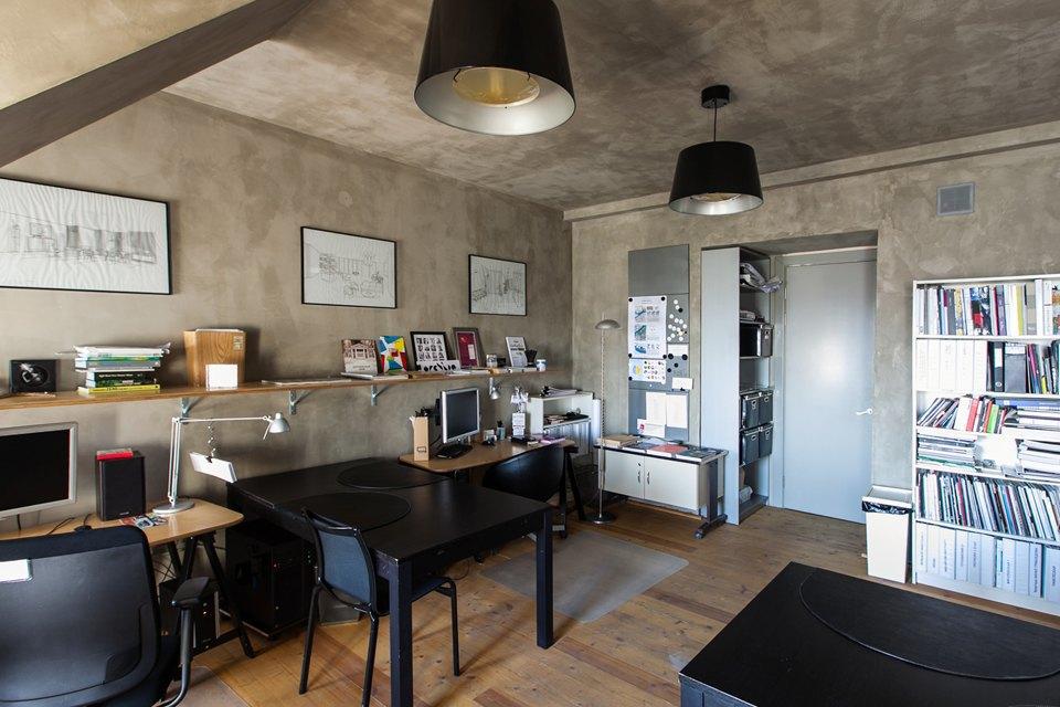 Офис бюро Archido вмансарде. Изображение № 10.
