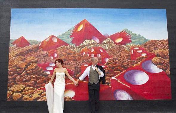 В День святого Валентина «Две палочки» будут играть свадьбы. Изображение № 6.