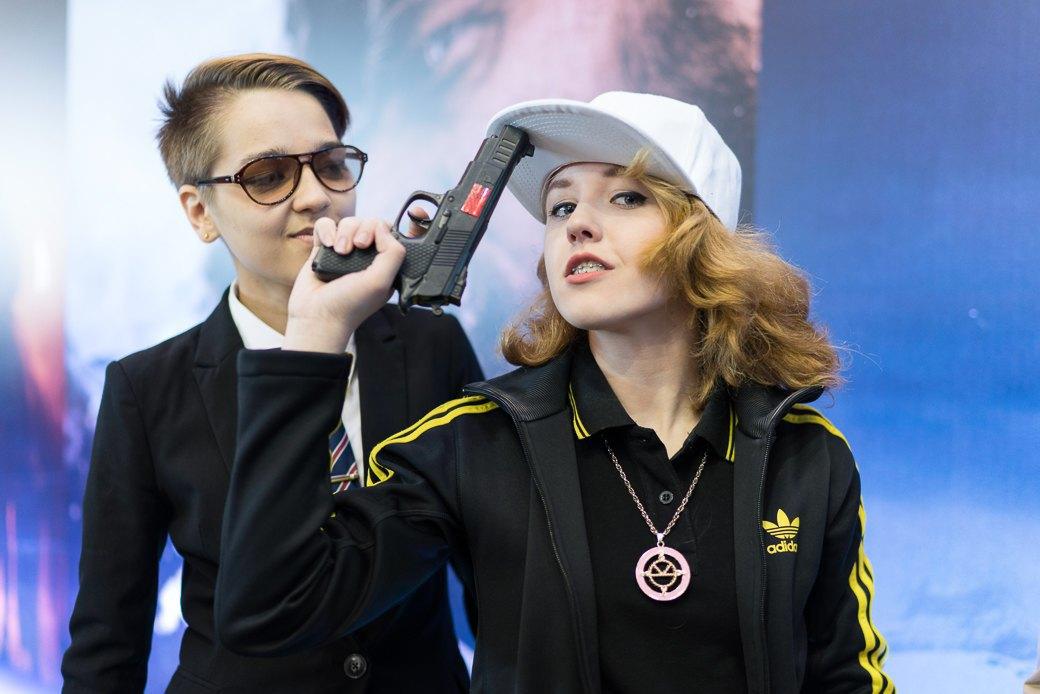 Фрики и гики: Как прошёл второй московский Comic Con. Изображение № 27.