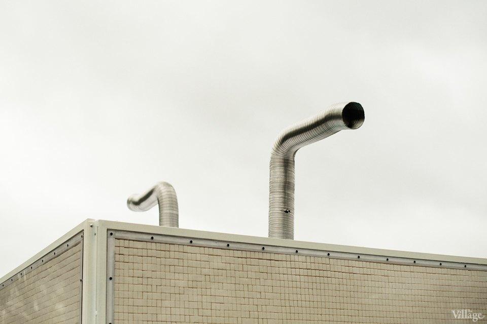 Фоторепортаж: Преобразователь сахарной энергии впаркеГорького. Изображение № 3.