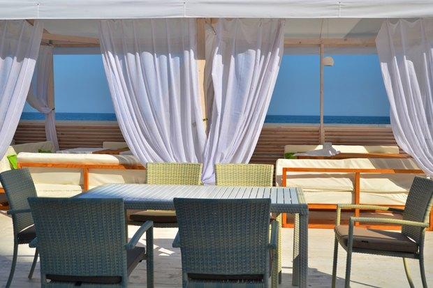 Новые места (Одесса): 5 ресторанов, баров и пляжных клубов. Зображення № 33.