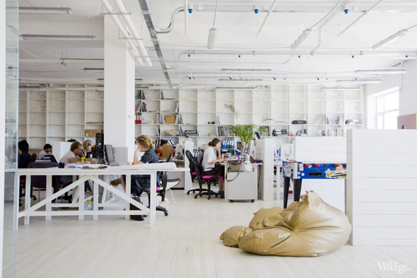 Офис недели: «Большой Город» и Slon.ru. Изображение № 26.